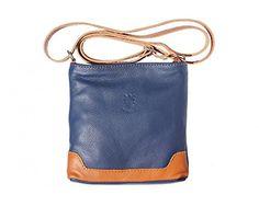 LaGaksta Small Very Soft Italian Leather Shoulder Crossbody Bag