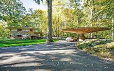 1948 Usonian – Pleasantville, NY – $1,500,000 | Old House Dreams