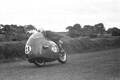 Velocette Geoff Duke Ulster GP