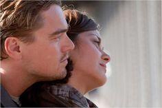 Inception : Photo Leonardo DiCaprio, Marion Cotillard