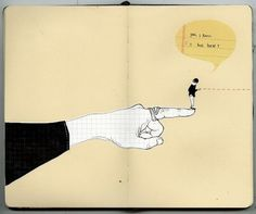 Blog: The Sketchbook of Julia Yellow - Doodlers Anonymous