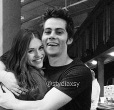 Dylan and Holland - Teen Wolf Stydia, Teen Wolf Dylan, Teen Wolf Cast, Styles And Lydia, Dylan O Brain, Teen Wolf Ships, Teen Wolf Memes, Teen Shows, Holland
