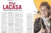 Entrevista a Pilar Lacasa