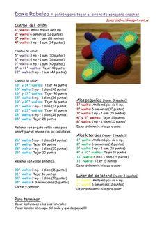 Crochet For Boys, Crochet Bear, Crochet Patterns Amigurumi, Crochet Animals, Crochet Toys, Knitting Projects, Crochet Projects, Doily Patterns, Knitted Dolls