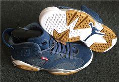 76f9965ed67b Levis X Air Jordan 6 Shoes 23 idea Swag Shoes