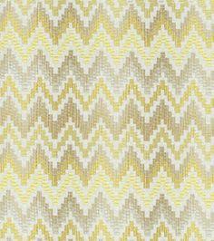 Upholstery Fabric- Waverly Heart Beat Pumice