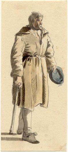 1746 A Beggar