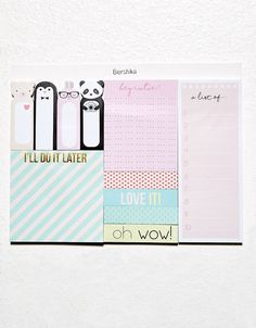 Discover the lastest trends in Stationery with Bershka. Log in now and find 23 Stationery and new products every week