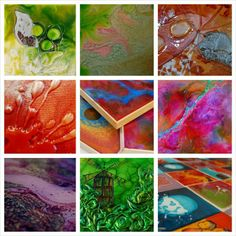 Possibilities are endless with Pebeo's Mixed Media program! Explore the entire range and let your imagination run wild!