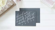 Custom Calligraphy - Saffron Avenue : Saffron Avenue