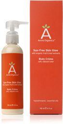 Hedlux -   Aviva Organics™ Sun-Free Skin Glow Body Crème, $18.50     #spraytan #beauty #tanning #avivaorganics #avivalabs    Use code: LUXLOVE for 25% retail purchases.  (http://www.hedlux.com/aviva-organics-sun-free-skin-glow-body-creme-2/)