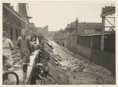 Dordrecht<br />Dordrecht: De watersnood in 1953.
