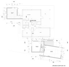 Image 12 of 17 from gallery of Backpack for Modernist Lady / Phillip Lühl. Ground Floor Plan