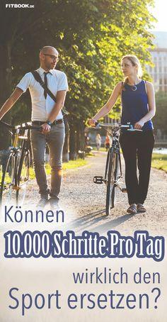 Die Weltgesundheitsorganisation WHO empfiehlt, 10.000 Schritte pro Tag zurückzulegen. Und das ist gar nicht so einfach. Doch muss man überhaupt noch Sport machen, wenn man es geschafft hat?
