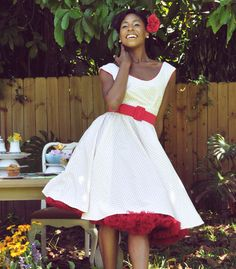 Miss Brache makes wedding and bridesmaids dresses that you'll wear over and over | Offbeat Bride