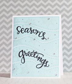 RESERVE Simon Says Stamp STITCHED SLOPES AND HILLS Wafer Dies sssd111400 Cold Hands Warm Heart Preview Image