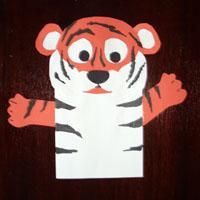 Tiger Puppet | KidsSoup Resource Library Circus Activities, Circus Crafts, Preschool Crafts, Preschool Activities, Sock Puppets, Family Fun Night, Circus Theme, Preschool Lessons, Activity Games