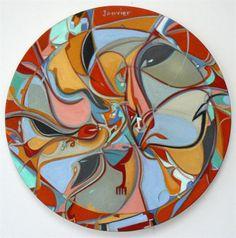 Wheel of Life by Alex Janvier