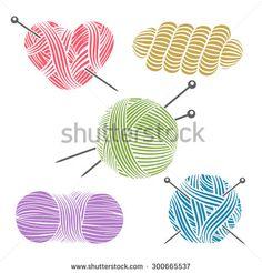 ball of yarn drawing - Google Search