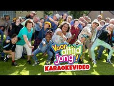Kinderen voor Kinderen - Voor altijd jong! (Karaokevideo) - YouTube