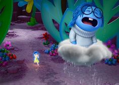 This post contains sad spoilers for Inside Out. Yeah—like pretty much everyone else this weekend, I cried during Inside Out. But for me, the moment in Pixar's new masterpiece that hit hardest wasn't Riley's return to her parents, or the disappearance of Bing Bong, or any of the movie's other...