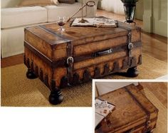 Heritage Trunk Table | Butler 0576070