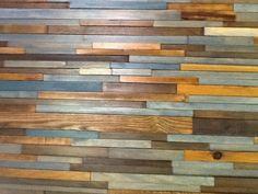 King Reclaimed  Wood Headboard. $450.00, via Etsy.