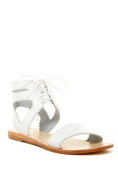 Image of Matisse Natasha Scalloped Sandal