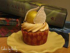 Golden Snitch Cake Topper Tutorial
