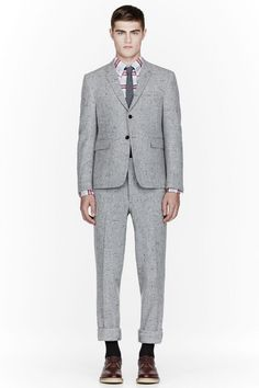Get in Line with Thom Browne Fall/Winter 2013