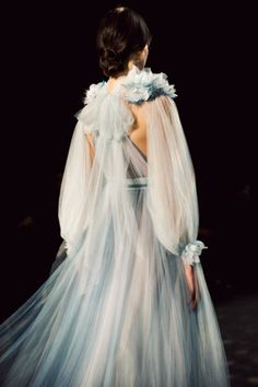 Marchesa Fall 2016.  New York Fashion Week.