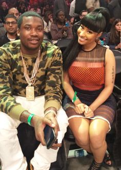 "Nicki Minaj And Meek Mill ""Ain't Engaged"""