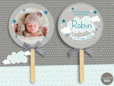 Share lollipop, to customize according to your tastes! Change the colors, the … - Baby Boy Names Baby Girl Names Baby Boy Names Strong, Baby Girl Names, Scrapbook Bebe, Baby Announcement Cards, Baby Frame, Baby 1st Birthday, Baby Album, Baby Shower, Birthday Photos