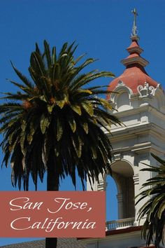 Going to the Bay Area? Here are some things to do in San Jose, California San Jose California, California Dreamin', Places To Travel, Places To Go, Stuff To Do, Things To Do, San Fransisco, Roadtrip, Future Travel