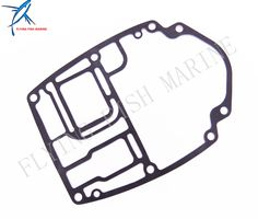 Boat Motor 66T-45113-A0 Upper Casing Gasket for Yamaha 2-Stroke 40HP 40X E40X Outboard Engine