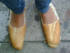 Loafers of Bread