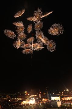 Fireworks of Omagari