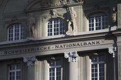 La movilización se debe a la decisión de Suiza de abandonar el tipo de cambio mínimo