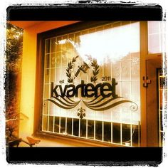 Outside the studio #Kvarterettattoo