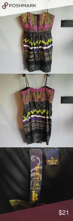 !1 day sale! Kouture by Kimora dress Kouture by Kimora dress  Like new condition Kouture by Kimora  Dresses Mini