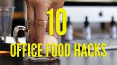 10 Office Food Hacks | FOODBEAST LABS - WATCH VIDEO HERE -> http://www.ideaspractically.com/life-hacks/10-office-food-hacks-foodbeast-labs/ -  We've compiled 10 Workplace Food Hacks to make your eating circumstances at work 10x more boss-like. Including a pointer on ways to consume a Nature Valley granola bar without getting that shit all over the location. Michael Scott would be...
