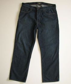 LUCKY BRAND MENS 36 30 RELAXED STRAIGHT 181 JEANS  #LuckyBrand #Relaxed