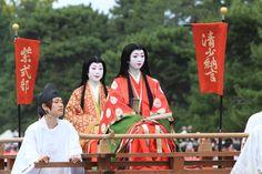 Viajar a Japón: el Jidai Matsuri en Kioto