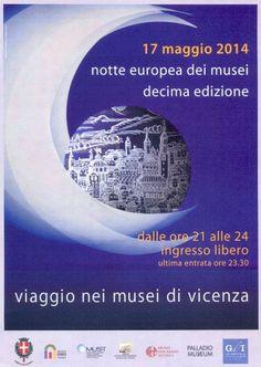 Viaggio nei musei di Vicenza #ndm14 #ndm14italia #vicenza