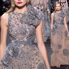 Elie Saab Fall Couture 2016