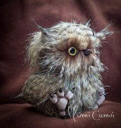 BIG Mamma Owl Marticia By Yumi Camui - Bear Pile