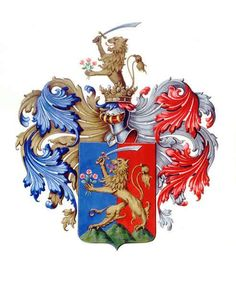"""This is my Family Crest for """"DOERY"""""""