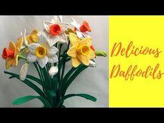 How to Crochet Daffodils