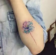 Resultado de imagem para aquarela tattoo