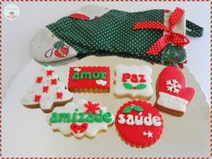 Christmas Wishes Cookies